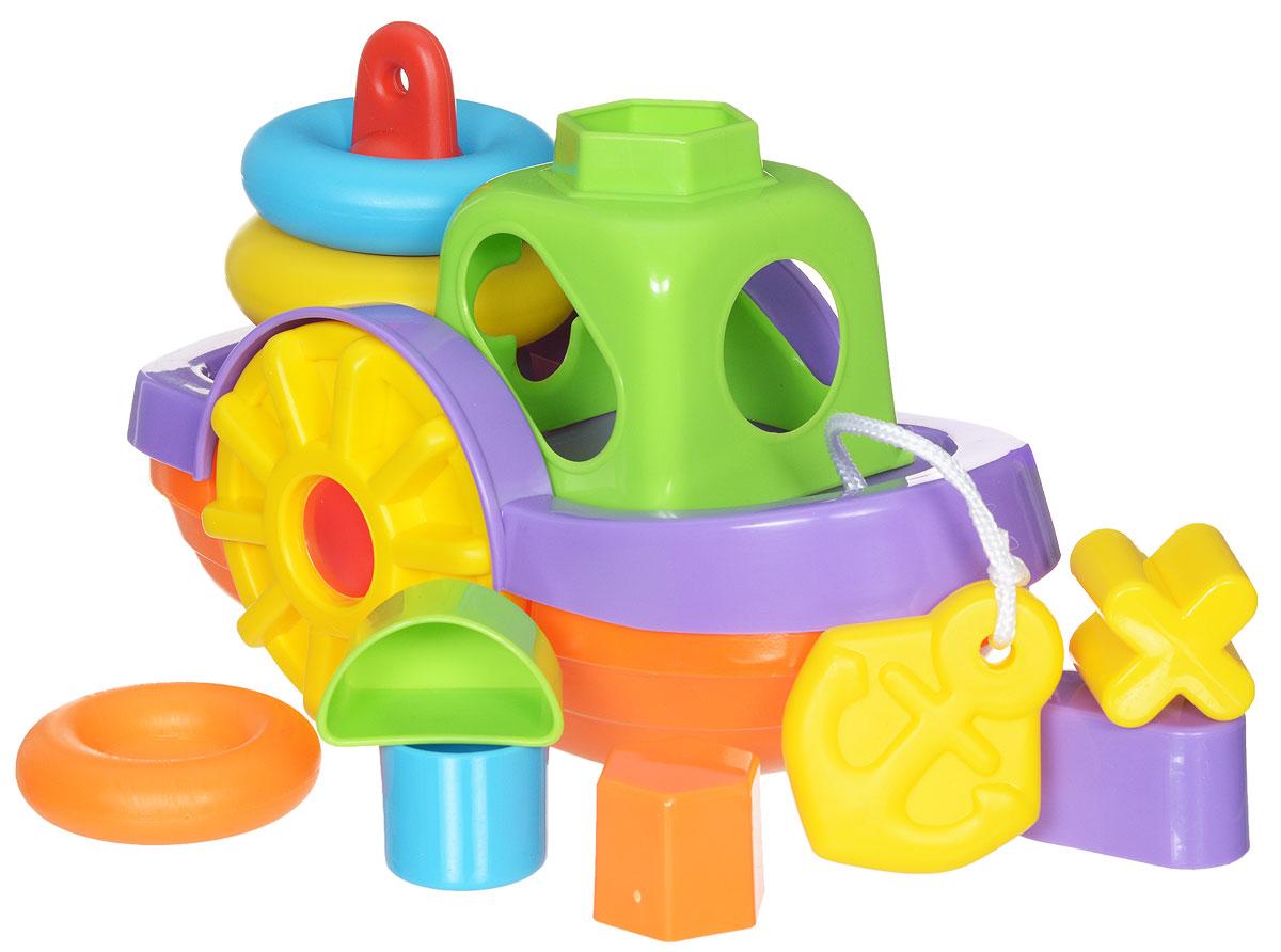 Simba Игрушка для ванной Кораблик