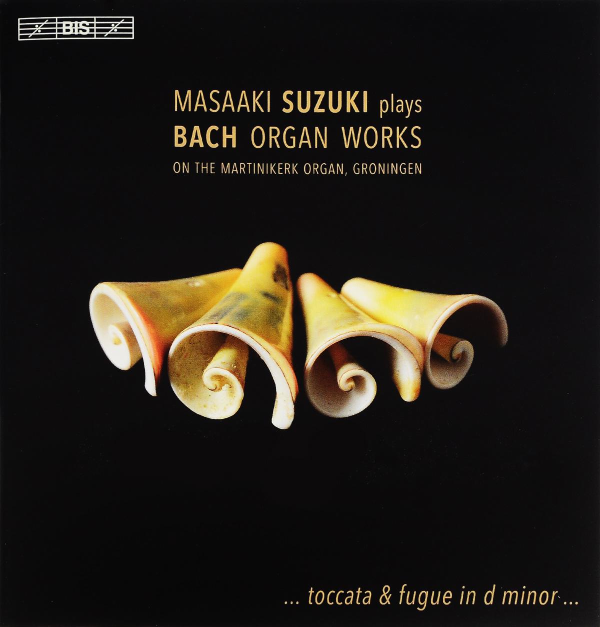 Масааки Masaaki Suzuki. Bach Organ Works (SACD)