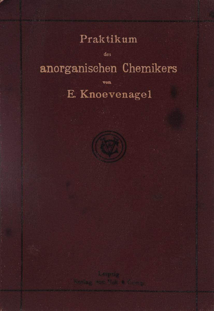 Praktikum des anorganischen Chemikers ein tag wie ein leben