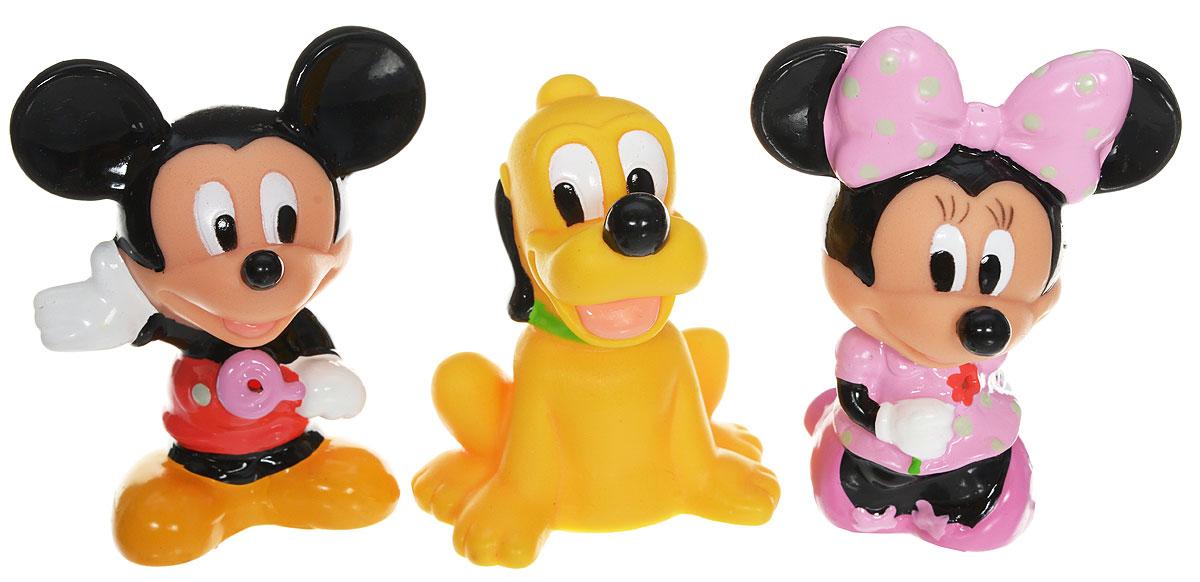 Simba Набор игрушек-брызгалок для ванной Микки Маус игрушки для ванной пома набор игрушек лесной домик