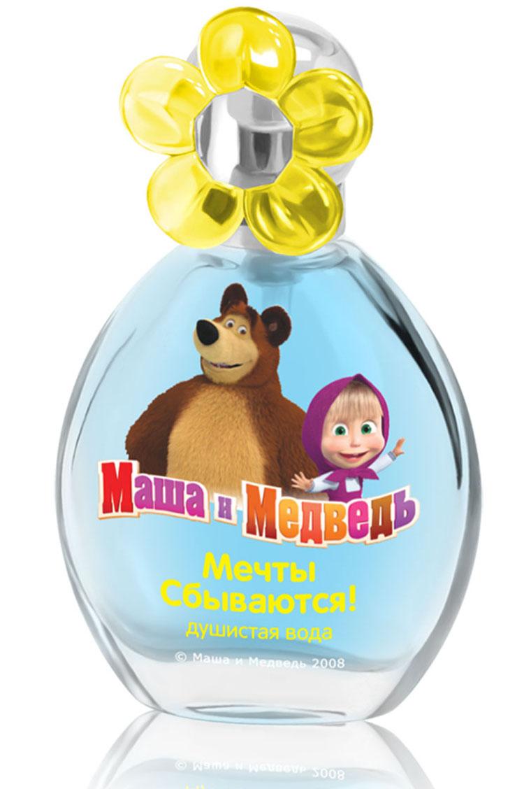 Маша и Медведь Душистая вода Мечты Сбываются 35 мл124777