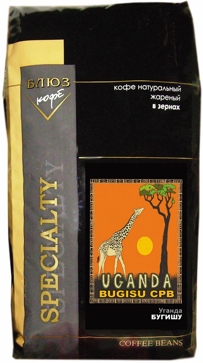 Блюз Бугишу Уганда кофе в зернах, 1 кг4600696810028Кофе Блюз Бугишу Уганда выращивают на горе Элгон, расположенной на северо-востоке Уганды в районе под названием Северный Бугишу, вдоль кенийской границы. Арабику, из которой производят кофе Bugisu, выращивают на небольших фермах, которые называются шэмбас. Кофе на них растет в тени бананов и среди маниоки.Кофе: мифы и факты. Статья OZON Гид