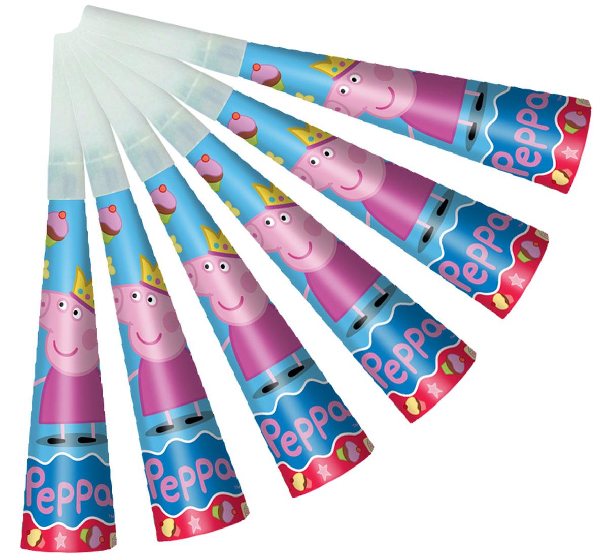 Peppa Pig Дудочка Пеппа-принцесса 6 шт подарочный набор посуды пеппа принцесса peppa pig