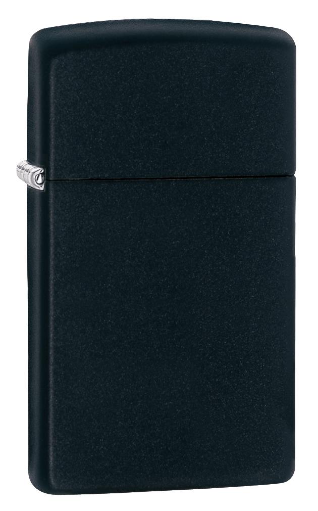 Зажигалка Zippo Slim, 3,6 х 1,2 х 5,6 см. 1618