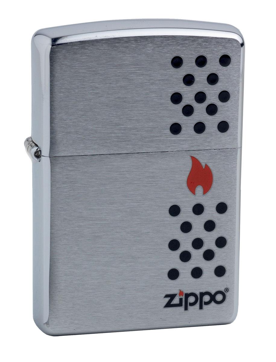 Зажигалка Zippo Classic. Chimney, 3,6 х 1,2 х 5,6 см zippo зажигалку в архангельске