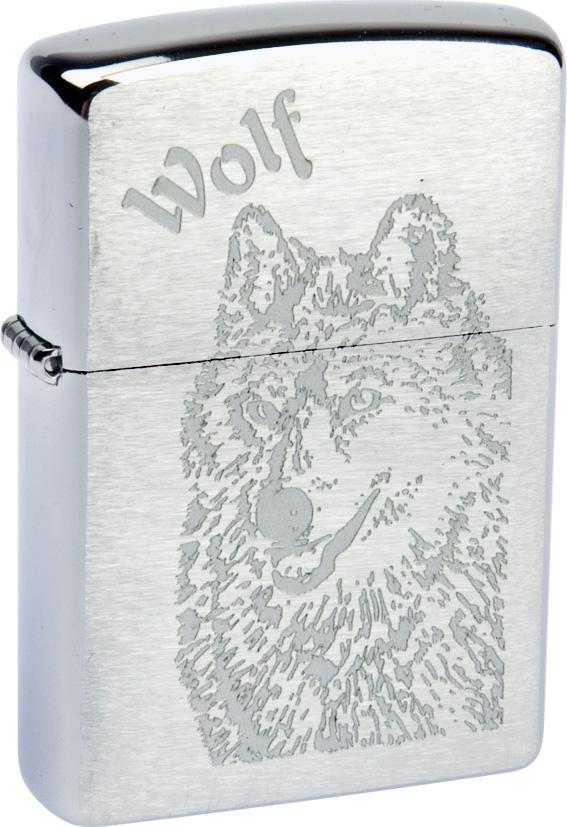 Зажигалка Zippo Classic. Wolf, 3,6 х 1,2 х 5,6 см200 WolfЗажигалка Zippo Classic. Wolf станет хорошим подарком курящим людям. Корпус зажигалки выполнен из высококачественной латуни и оформлен изображением волка. Изделие ветроустойчиво - легко приводится в действие на улице.Стиль начинается с мелочей - окружите себя достойными стильными предметами.