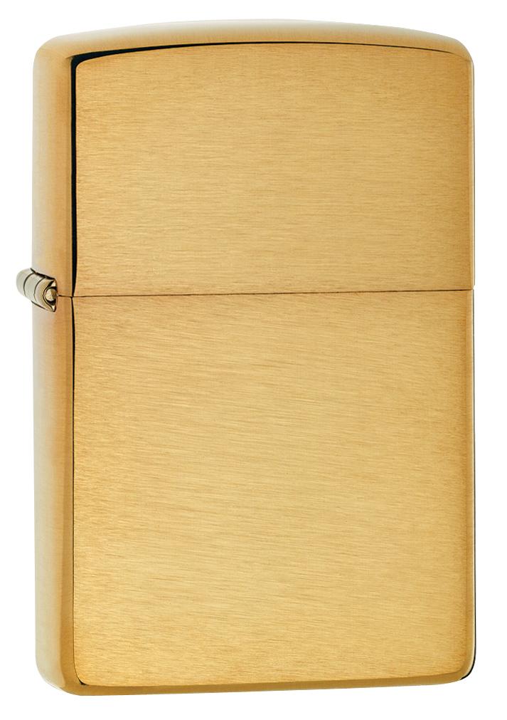 Зажигалка Zippo Classic, 3,6 х 1,2 х 5,6 см. 204B