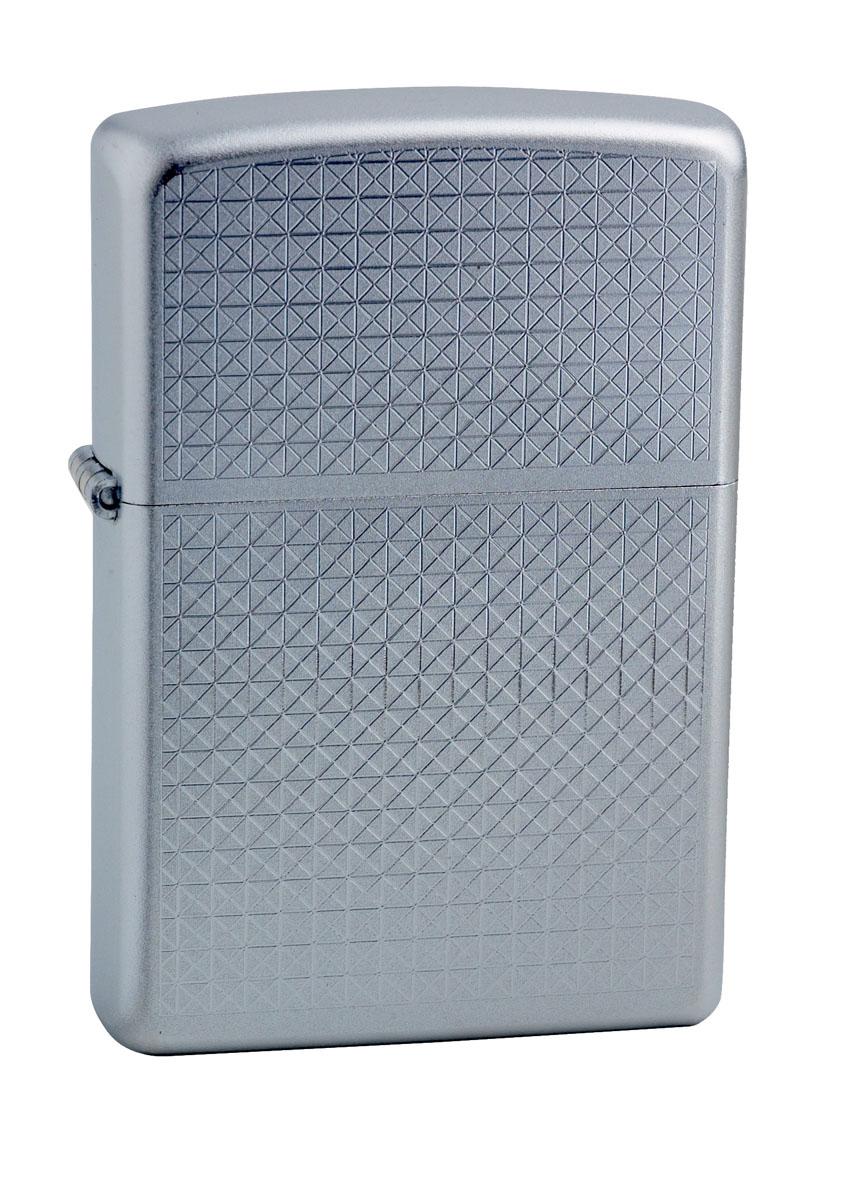 Зажигалка Zippo Classic. Diamond Plate, 3,6 х 1,2 х 5,6 см205 Diamond PlateЗажигалка Zippo Classic. Diamond Plate станет хорошим подарком курящим людям. Корпус зажигалки выполнен из высококачественной латуни и оформлен рельефным узором. Изделие ветроустойчиво - легко приводится в действие на улице.Стиль начинается с мелочей - окружите себя достойными стильными предметами.