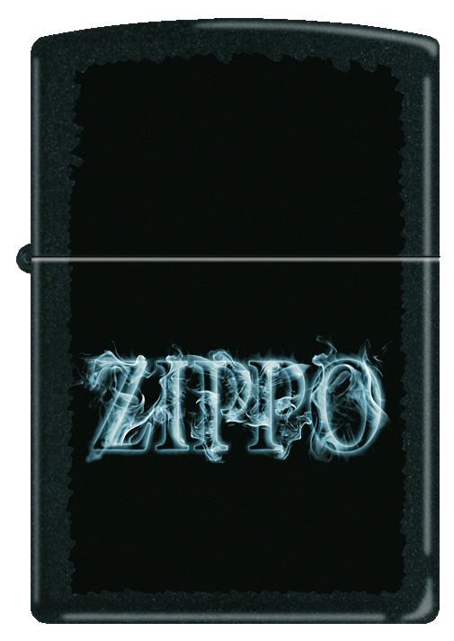 Зажигалка Zippo Classic. Smoking Zippo, 3,6 х 1,2 х 5,6 см zippo зажигалку в архангельске
