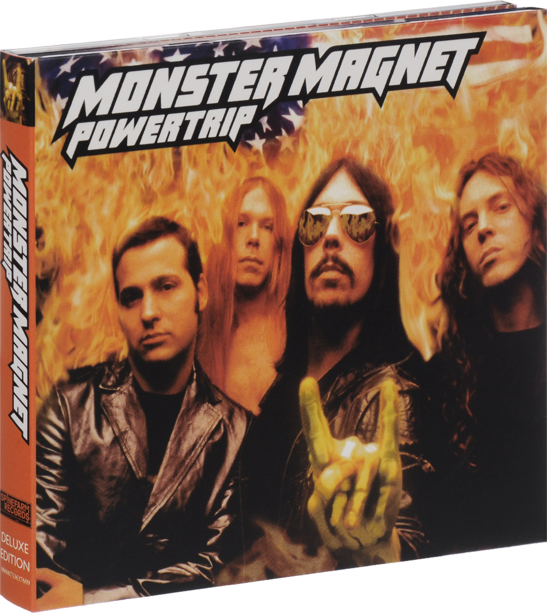 Monster Magnet Monster Magnet. Powertrip. Deluxe Edition (2 CD) zenfone 2 deluxe special edition