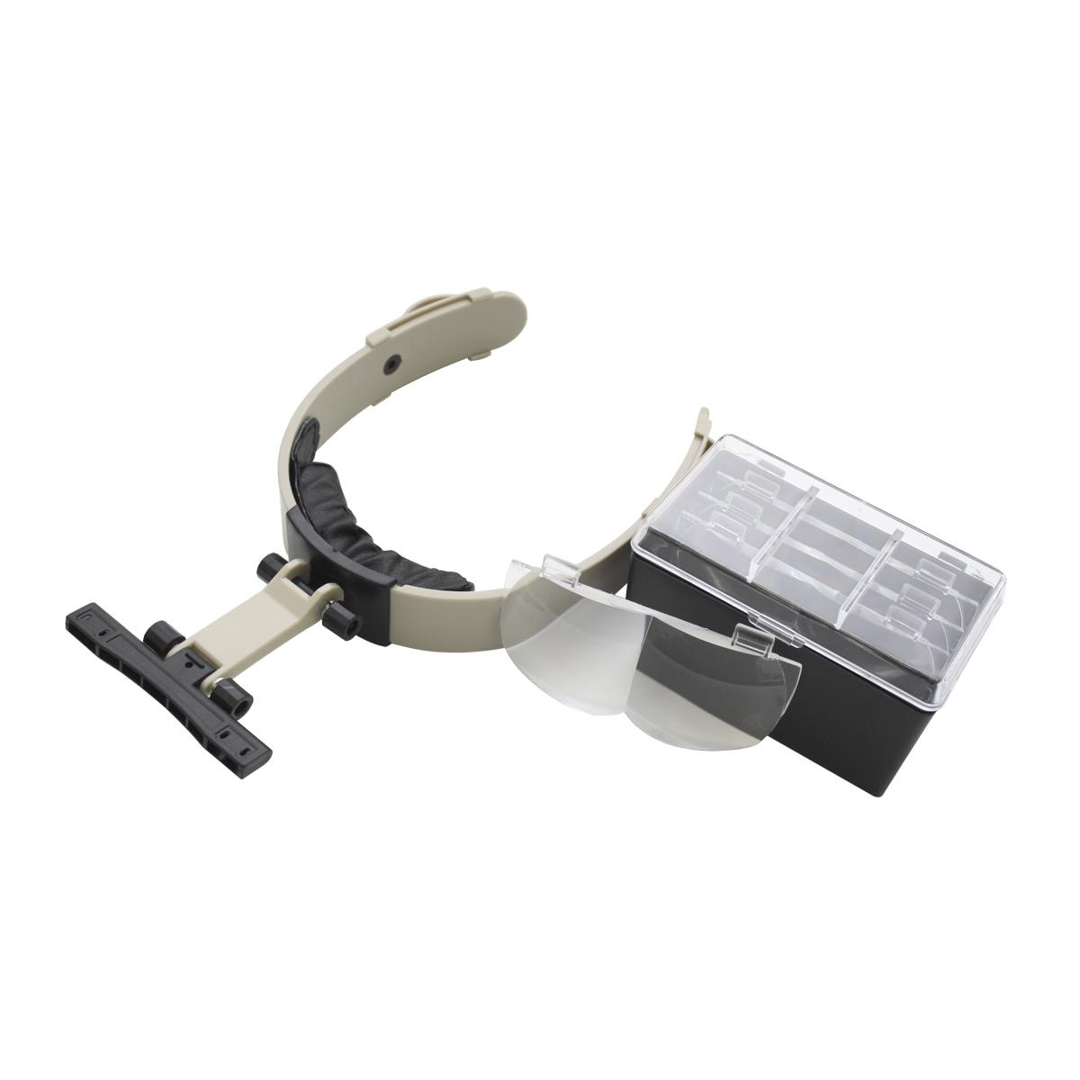 Лупа Bestex с креплением на голову. MG81002-A лупа bestex с креплением на голову и подсветкой mg81001 a