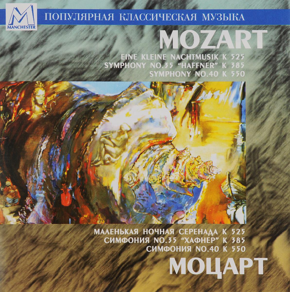 Моцарт. Маленькая ночная серенада, К 525. Симфония №35