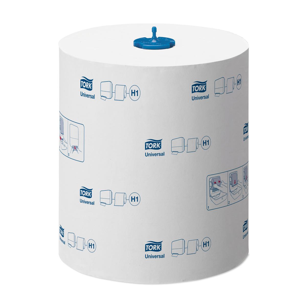 Tork Matic полотенца в рулонах ультра-длина 1-сл 280м, коробка 6 шт