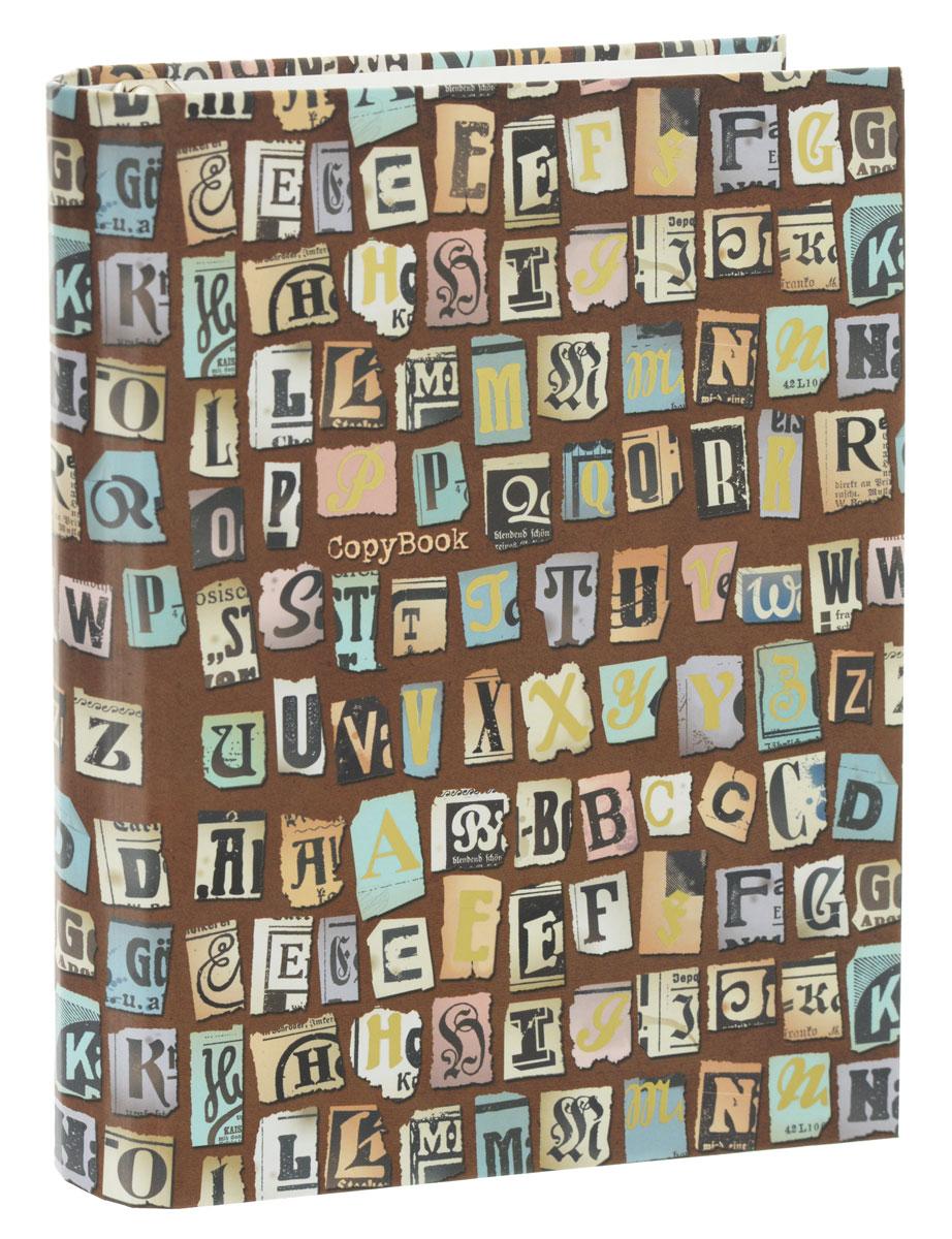 Listoff Тетрадь Каллиграфия 120 листов в клеткуПБФ1204208Тетрадь на кольцах Listoff Каллиграфия подойдет для ведения конспектов лекций и личных записей. Тетрадь на кольцах под тетрадный блок давно оценена школьниками за свое удобство: можно носить с собой всего одну тетрадь, а дома подшивать материалы по предметам. Твердая обложка, оформленная узором в виде букв латинского алфавита, прослужит очень долго. Внутренний блок из белой офсетной бумаги на 120 листов в серую клетку.