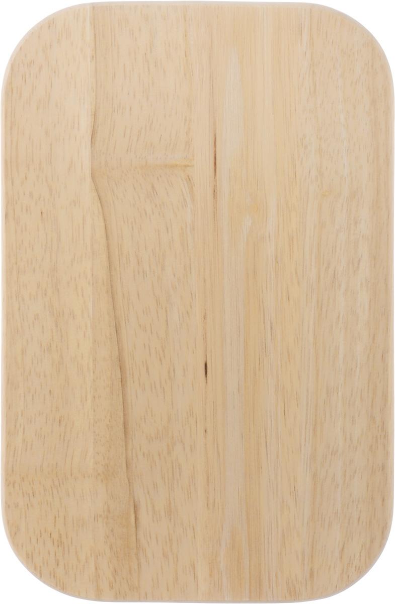 Доска разделочная Kesper, 23 х 15 см. 64006400-1Разделочная доска Kesper изготовлена из натуральной древесины акации. Благодаря небольшому размеру, на ней удобно разделывать различные продукты, и она не занимает много места при хранении.Функциональная и простая в использовании разделочная доска Kesper прекрасно впишется в интерьер любой кухни и прослужит вам долгие годы. Для мытья использовать неабразивные моющие средства.