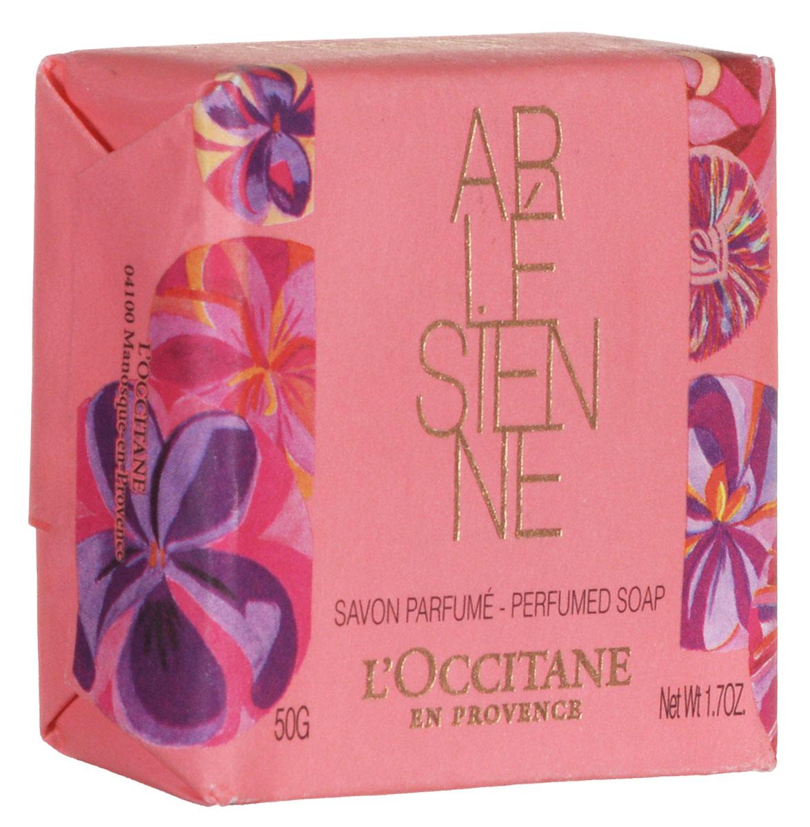 Парфюмированное мыло LOccitane Arlesienne, 50 г321058