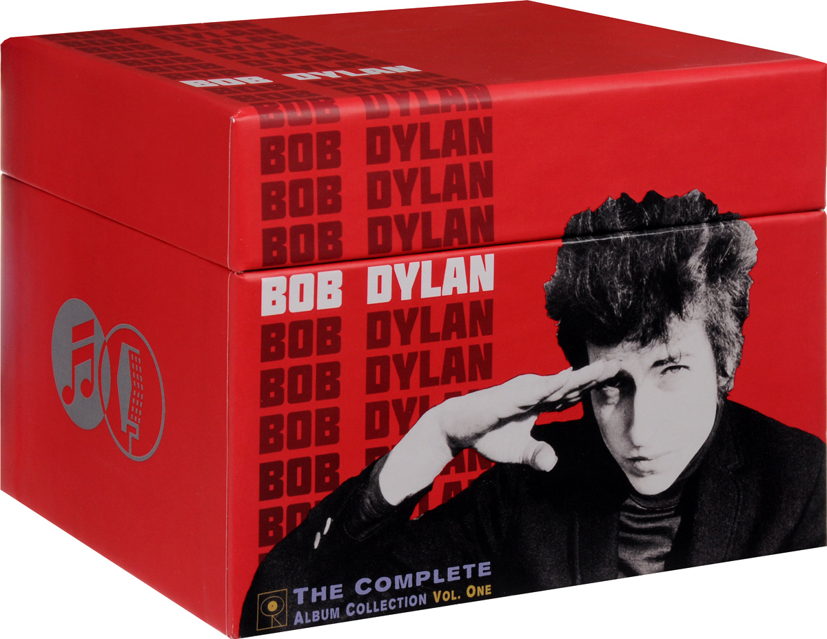 Боб Дилан,Bob Dylan And The Band Bob Dylan. The Complete Album Collection. Vol. 1 (47 CD) cd bob dylan the bootleg series volumes 1 3 rare unreleased 1961 1991