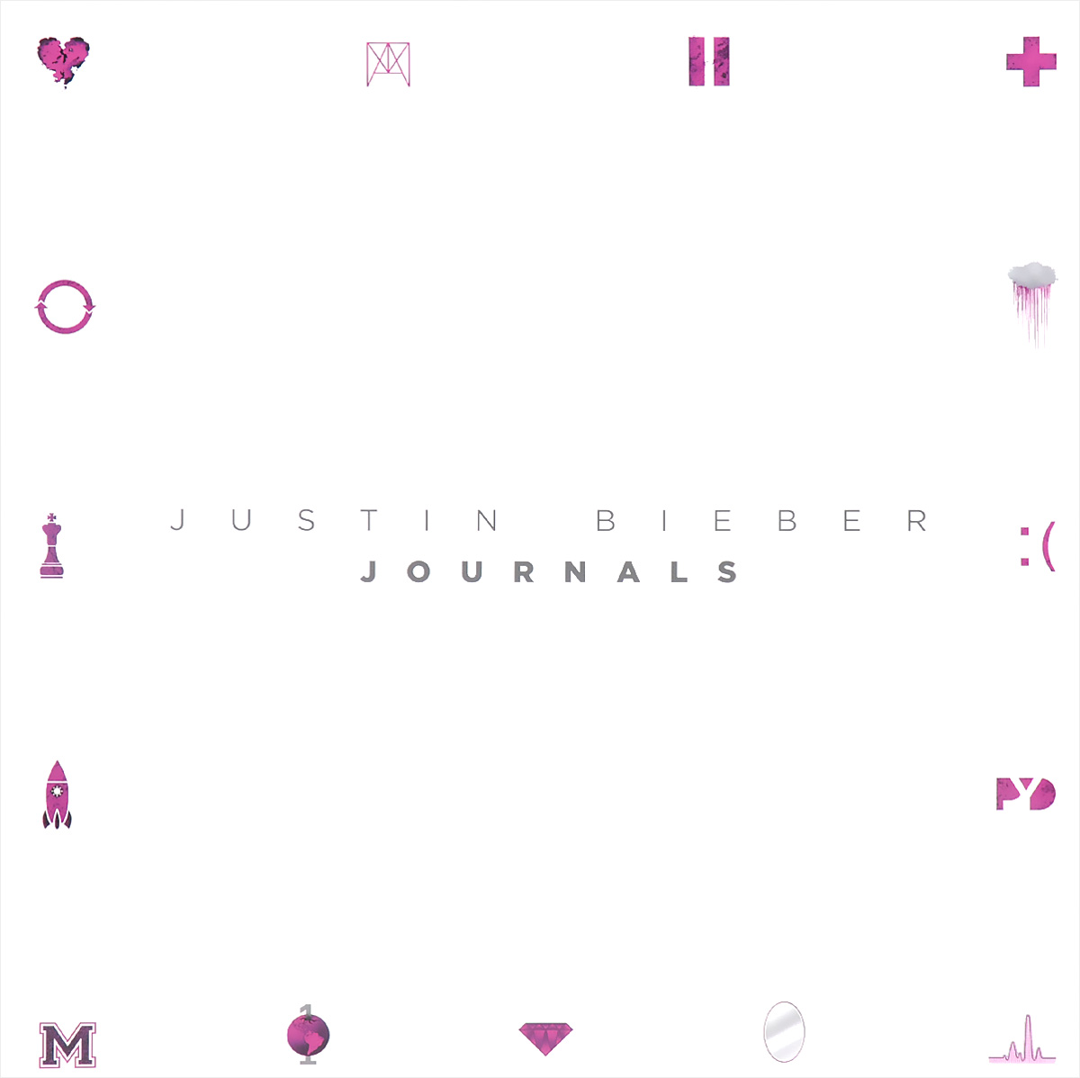 Джастин Бибер Justin Bieber. Journals (LP) kandolhu island 4 ари атолл