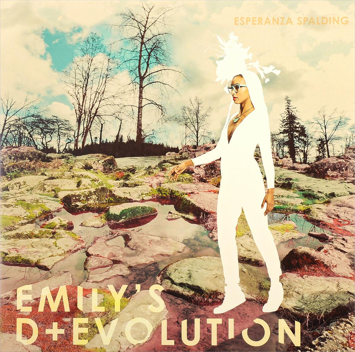 Фото - Эсперанса Сполдинг Esperanza Spalding. Emily's D+Evolution (LP)