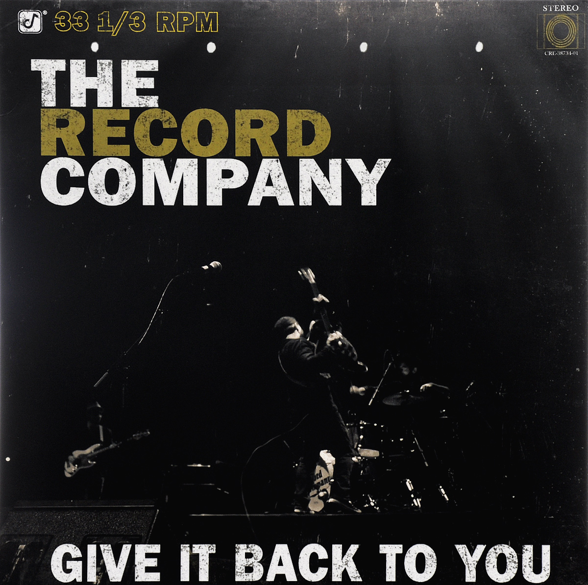 The Record Company The Record Company. Give It Back To You (LP) босоножки tamaris tamaris ta171awacnl0