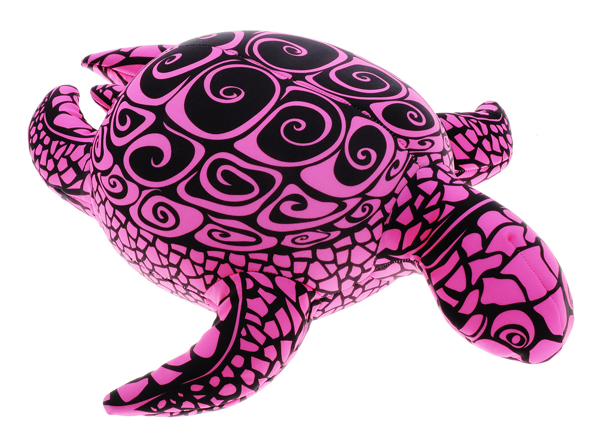 Maxi Toys Мягкая игрушка-антистресс Черепашка Геля цвет розовый 43 см maxi toys мягкая игрушка антистресс