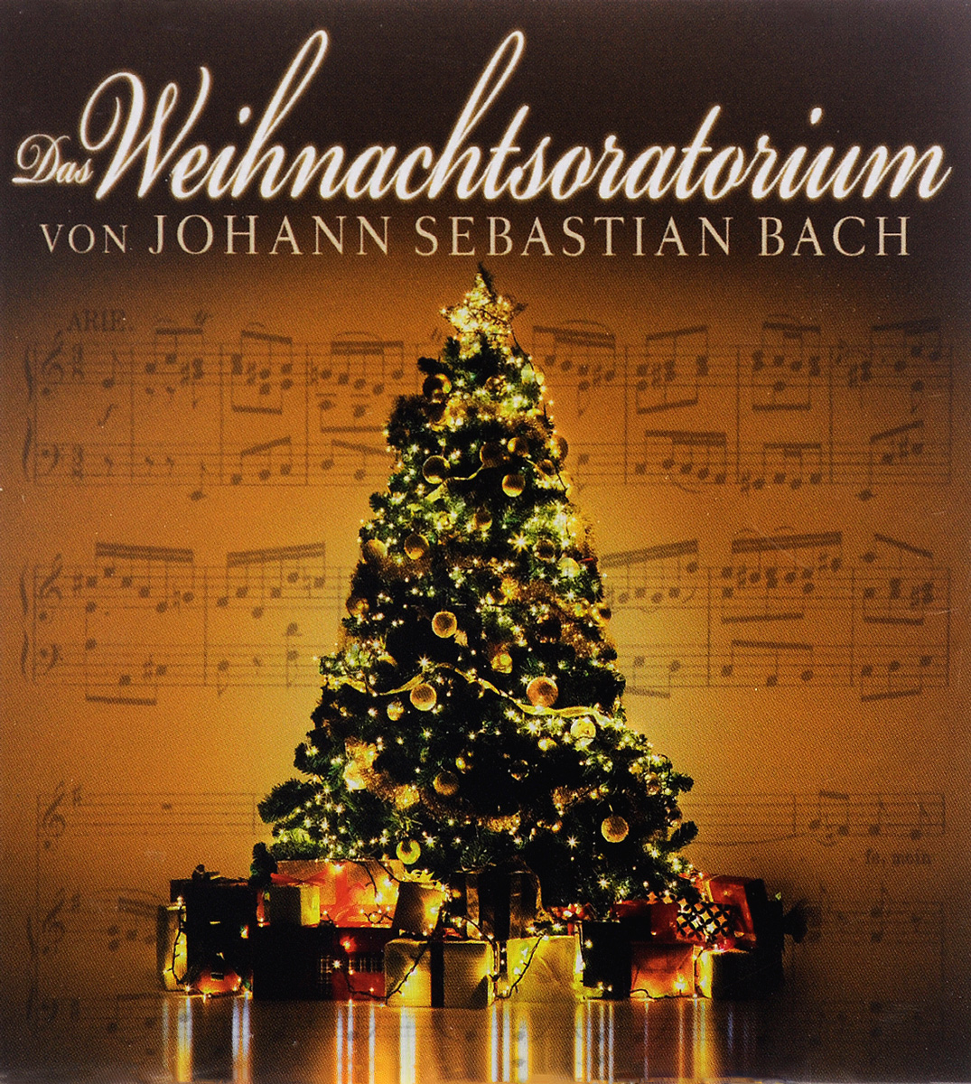 Johann Sebastian Bach. Das Weihnachtsoratorium Von Johann Sebastian Bach stefan hussong johann sebastian bach goldberg variations