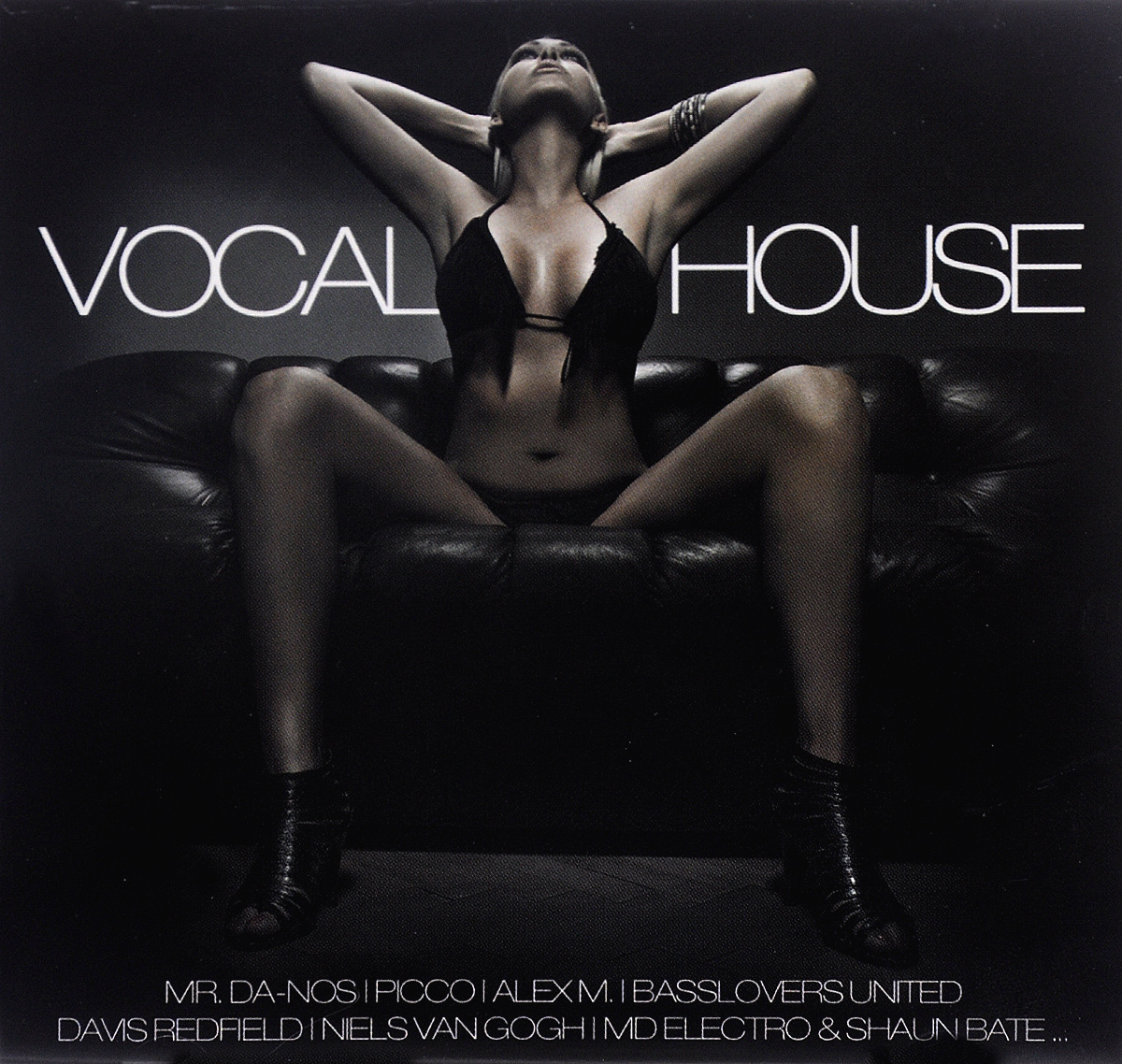 Vocal House (2 CD)