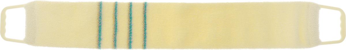 Мочалка-пояс массажная Riffi, жесткая, цвет: молочный, бирюзовый, 80 х 11 см824_молочный,бирюзовыйМочалка-пояс Riffi используется для мытья тела, обладает активным пилинговым действием,тонизируя, массируя и эффективно очищая вашу кожу. Примесь жестких синтетических волокон усиливает массажное воздействие на кожу. Дляудобства применения пояс снабжен двумя пластиковыми ручками. Благодаряотшелушивающему эффекту мочалки-пояса, кожаосвобождается от отмерших клеток, становится гладкой, упругой и свежей.Массаж тела сприменением Riffiстимулирует кровообращение, активирует кровоснабжение, способствует обмену веществ, что всвою очередьпозволяет себя чувствовать бодрым и отдохнувшим после принятия душа или ванны. Riffiрегенерирует кожу,делает ее приятно нежной, мягкой и лучше готовой к принятию косметических средств.Приноситприятноерасслабление всему организму. Борется со спазмами и болями в мышцах, предупреждаетобразование целлюлитаи обеспечивает омолаживающий эффект. Моет легко и энергично. Быстро сохнет.Гипоаллергенная. Способ применения: начинайте массаж от ног круговыми движениями по направлению к сердцу,азатем выше. Стирать при температуре до 60°С. Размер мочалки (без учета ручек): 80 х 11 х 1 см. Размер мочалки (с учетом ручек): 94 х 11 х 1 см.