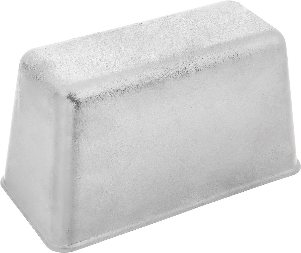 Форма для выпечки хлеба Биол, прямоугольная, 21,5 х 10,5 х 11,5 смЛ10Прямоугольная форма для выпечки Биол выполнена из высококачественного алюминия. Благодаря своей форме с высокими стенками изделие идеально подойдет для выпечки хлеба, кексов и рулетов. Данную форму легко чистить. Готовая выпечка без труда извлекается из нее. Форма подходит для использования в духовке.Можно мыть в посудомоечной машине.