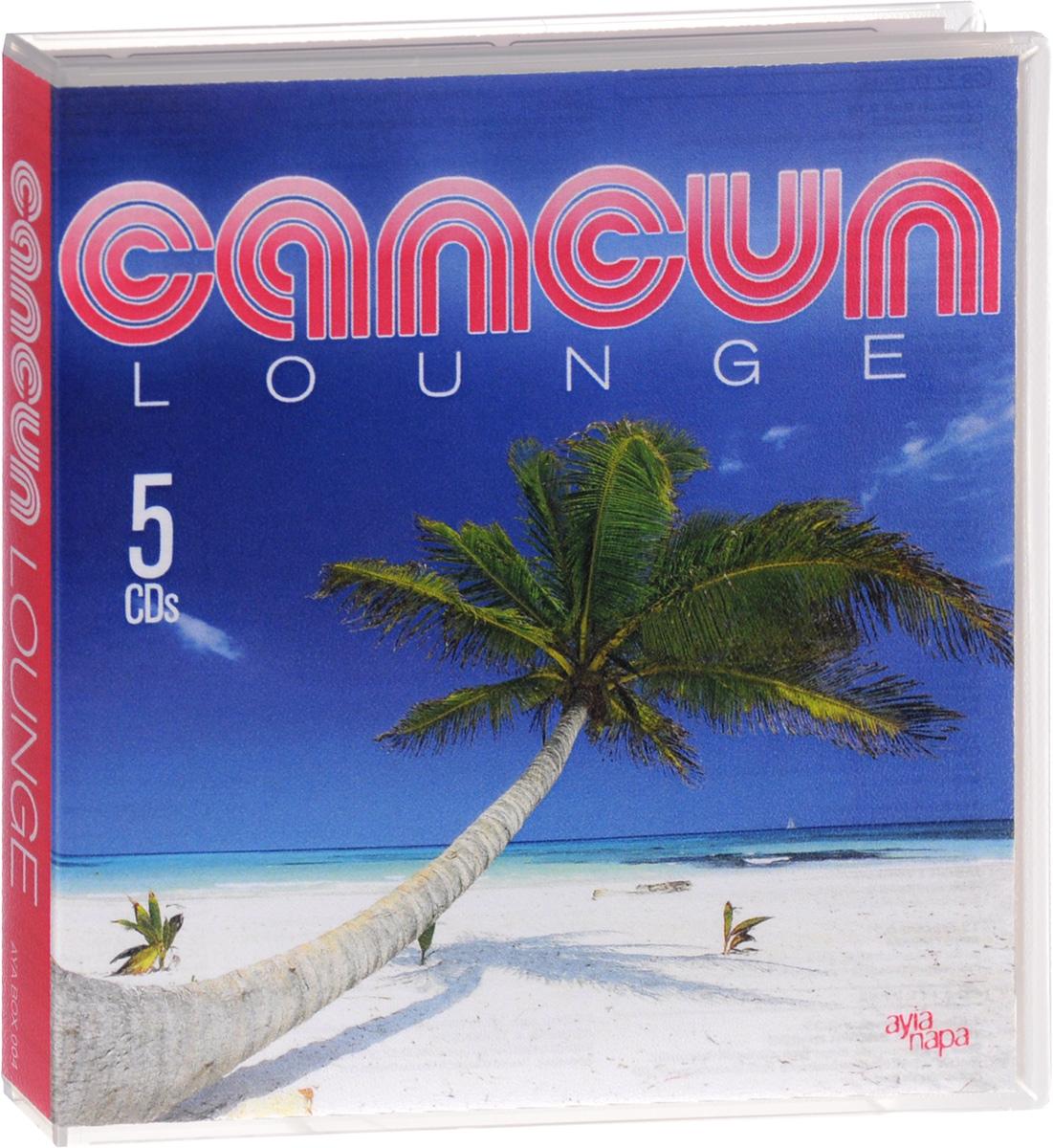 Cancun Lounge (5 CD)