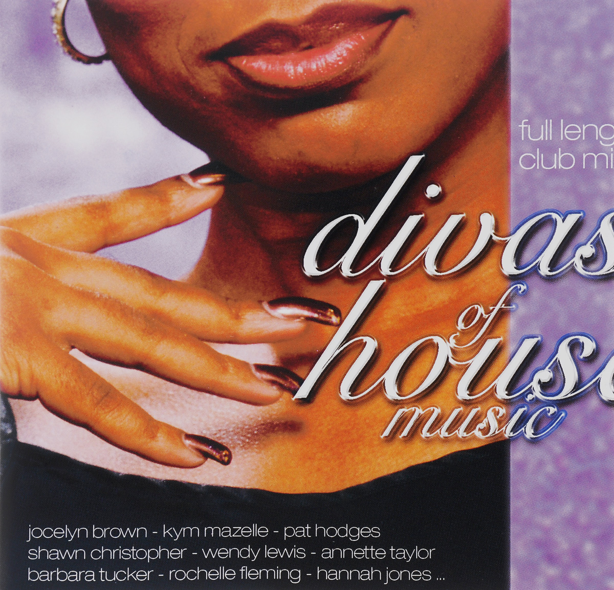 Divas Of House Music (2 CD) best of house 4 cd