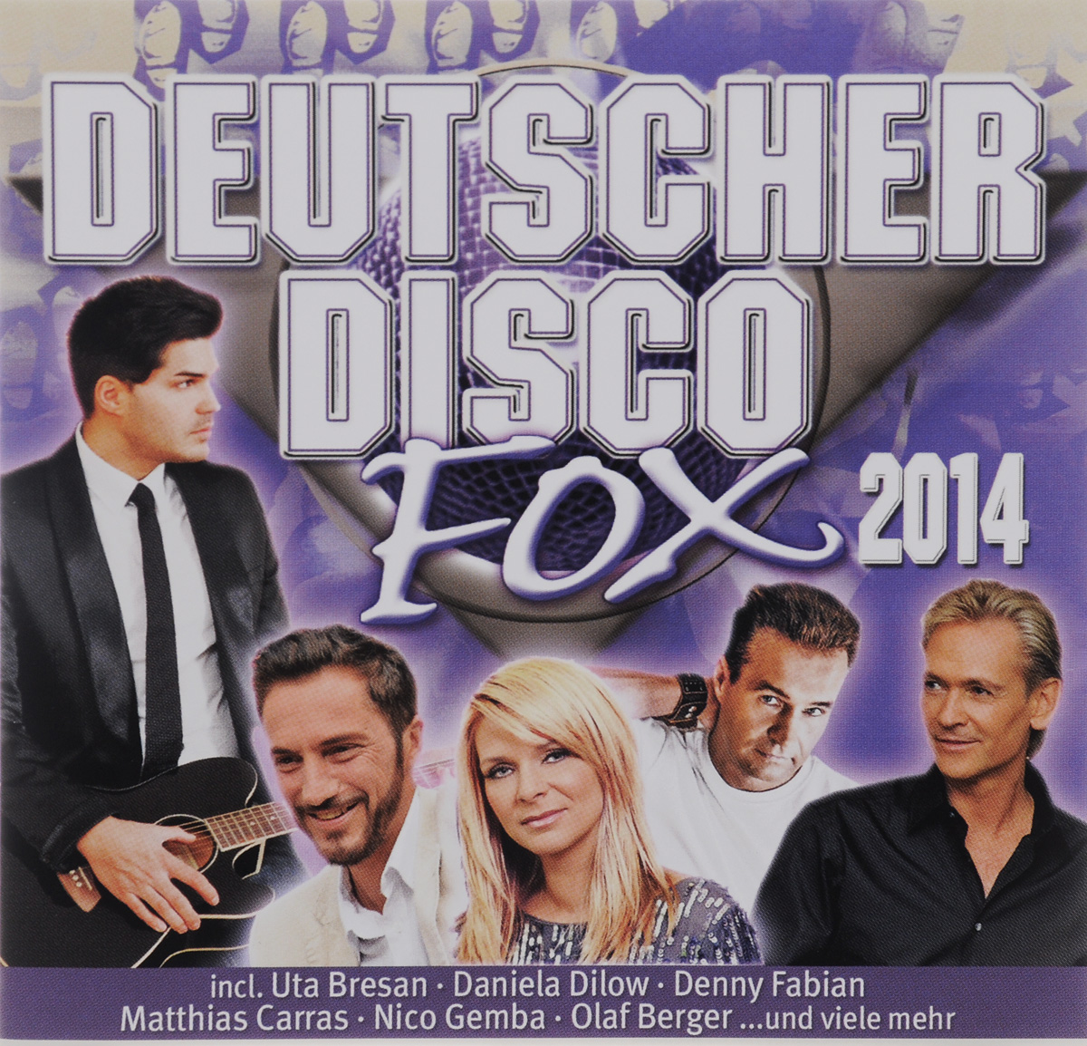 Deutscher Disco Fox 2014 (2 CD)