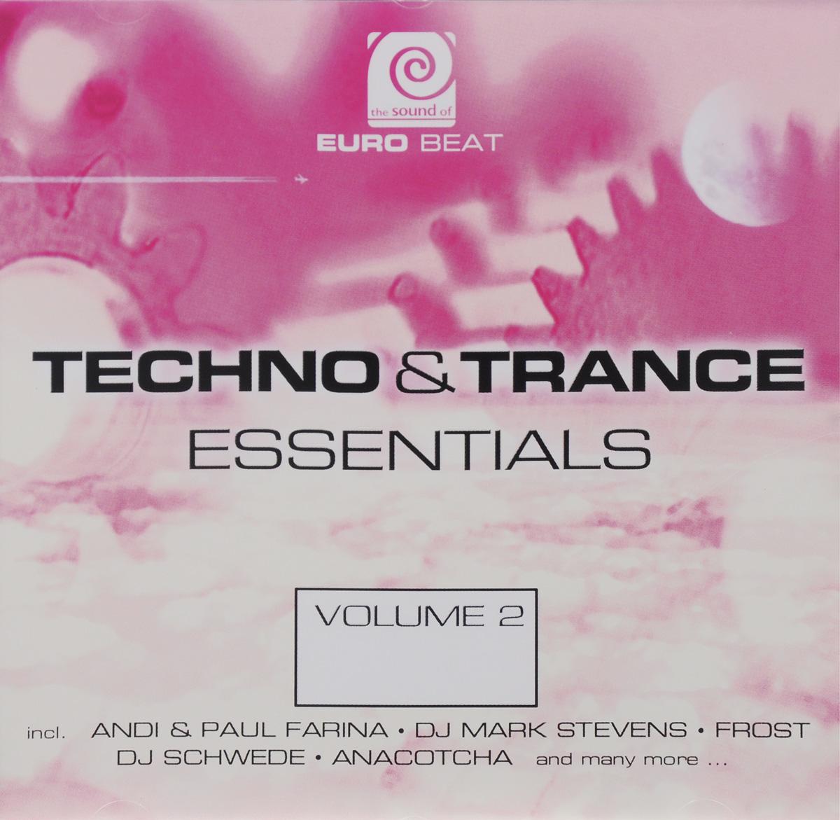 Euro Beat - Techno & Trance Essentials Volume 2 амлодипин таб 10мг 30