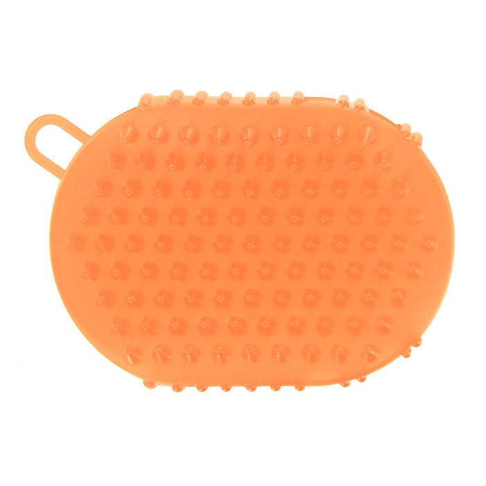 Массажер-варежка Дельтатерм Варюша, цвет: оранжевый00-00000215Массажер Варюша подарит вашей коже здоровье, а здоровая кожа - это необходимое условие безупречного внешнего вида. Два удовольствия в одном изделии: мягкий поверхностный пилинг и антицеллюлитный массаж! Варюшу можно использовать в душе вместо мочалки, а также в сауне или бане. Массажер является принципиально новым средством стимулирующим физиологические процессы кожи. Он имеет двойное действие:Мягко удаляет загрязнения и отмершие чешуйки эпидермиса, успокаивает и освежает кожу, усиливает обменные процессы, снимает чувство напряжения и усталостиМассирует тело и устраняет проявления целлюлитаВо время принятия душа энергичными круговыми движениями пройтись массажной варежкой по бедрам, животу, ягодицам, коленям и спине.Варюша имеет две поверхности:Одна поверхность с мягкой текстурой, которая используется для ежедневной очистки кожи, пилинга;Вторая поверхность с крупной текстурой для проведения антицеллюлитного массажа, который необходимо проводить круговыми движениями, начиная с икр ног и вверх к животу и рукам.Микросферы при массаже активизируют обмен веществ кожи, оказывая на нее освежающее и тонизирующее средство. Массажер нежно удаляет ороговевшие клетки, нормализует обменные процессы, стимулирует естественное обновление клеток, улучшает цвет лица. Результат - кожа становится эластичной, гладкой, выглядит молодой и здоровой.