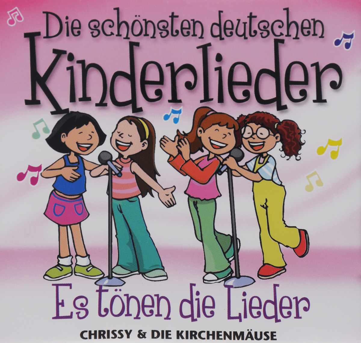 Chrissy,Die Kirchenmause Die Schonsten Deutschen Kinderlieder. Es Tonen die Lieder (CD) die lochis magdeburg