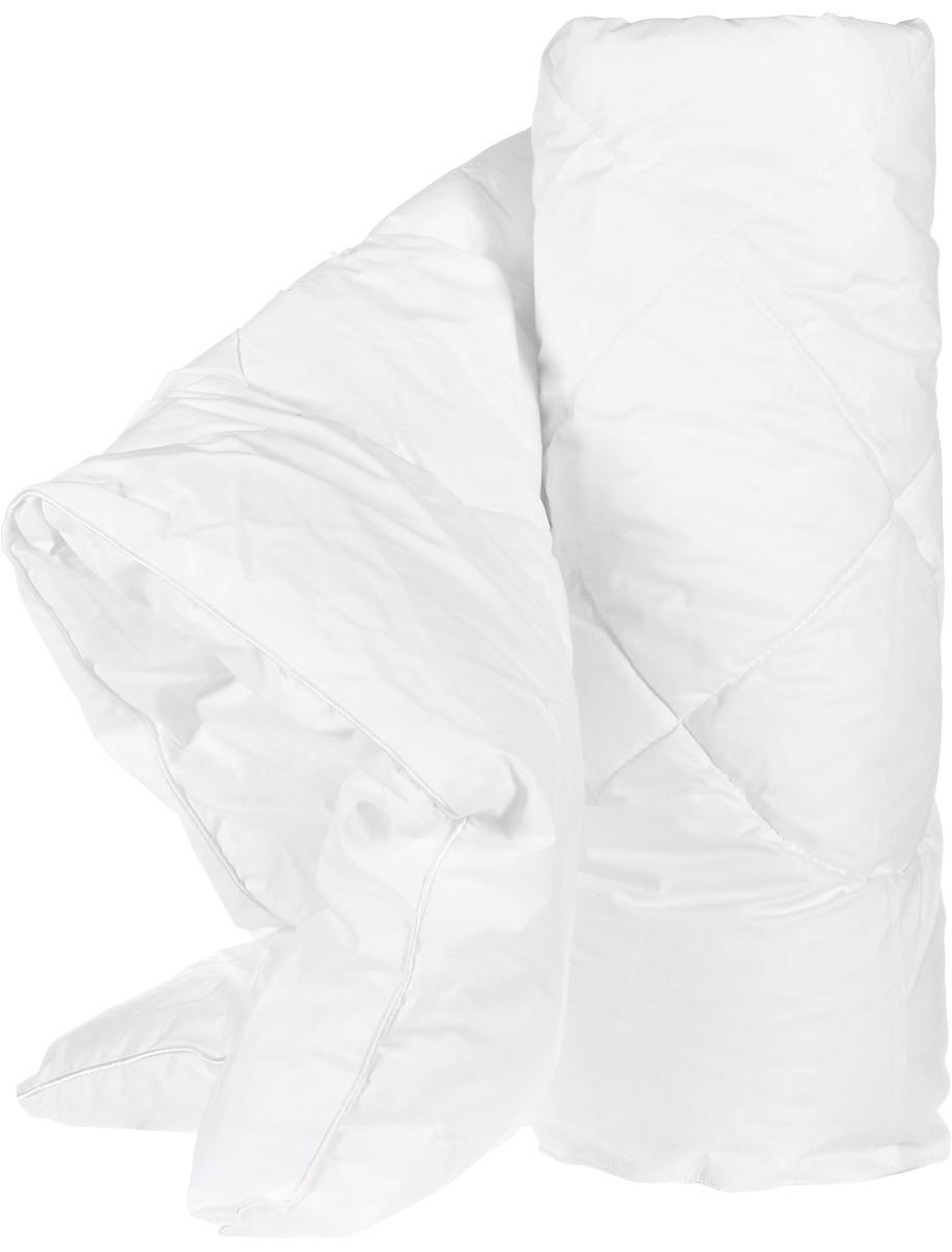 Легкие сны Одеяло детское теплое Лель наполнитель микроволокно лебяжий пух 110 см x 140 см
