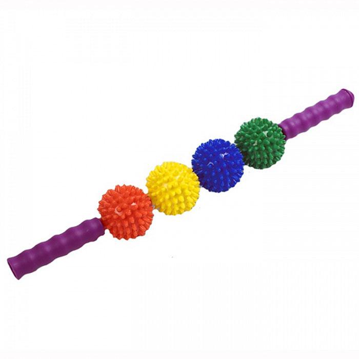 Дельтатерм Массажер Супербол массажер дельтатерм шарик ежик цвет зеленый диаметр 75 мм