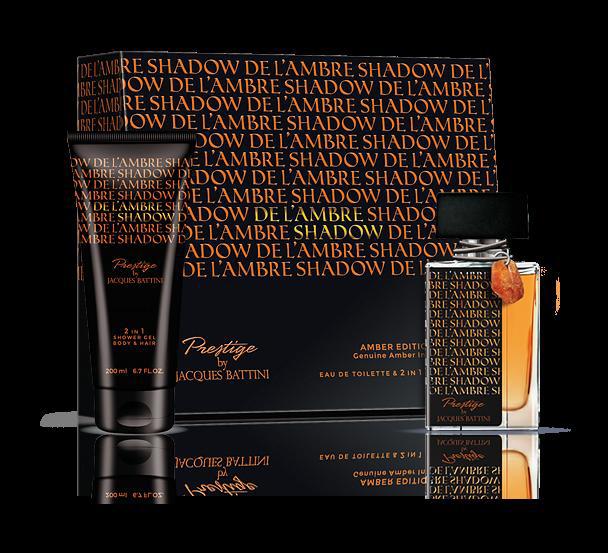 Jacgues Battini Cosmetics Подарочный Набор (Туалетная вода для мужчин De L'ambre Shadow, 50 мл + гель для душа De L'ambre Shadow, 200 мл)5902020049555это аромат для мужчин, принадлежит к группе ароматов древесные шипровые. De L`Ambre Shadow выпущен в 2013. Верхние ноты: Бергамот, Апельсин и Лаванда; ноты сердца: Цикламен, Герань и Жасмин; ноты базы: Белый кедр, Сандал и Мускус.De L`Ambre Shadow Jacques Battini - это аромат для мужчин, принадлежит к группе ароматов древесные шипровые. Изысканный флакон украшен кристаллом природного янтаря, и идеально подойдет для подарка. De L`Ambre Shadow выпущен в 2013. Верхние ноты: Бергамот, апельсин и Лаванда; ноты сердца: Цикламен, Герань и Жасмин; ноты базы: Белый кедр, Сандаловое дерево и Мускус.Краткий гид по парфюмерии: виды, ноты, ароматы, советы по выбору. Статья OZON Гид