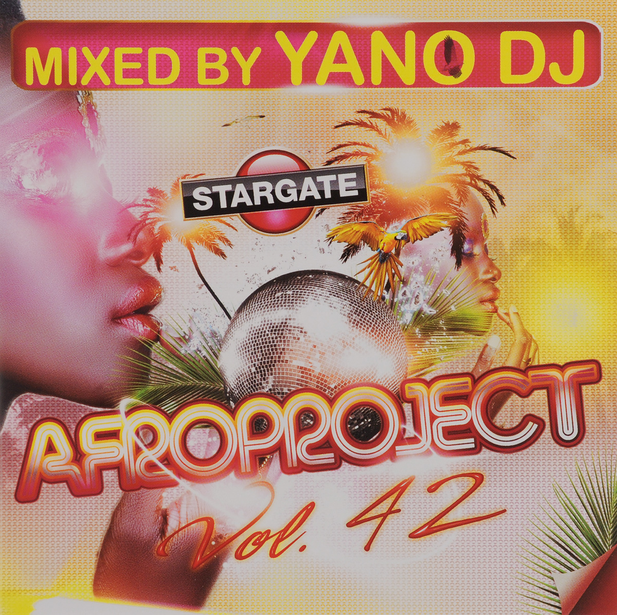 Dj Yano Dj Yano. Afro Project. Vol. 42 dj yano dj yano afro project vol 24 special limited edition cd dvd