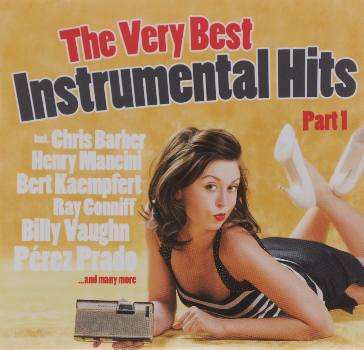 The Very Best Instrumental Hits. Part 1 (2 CD)