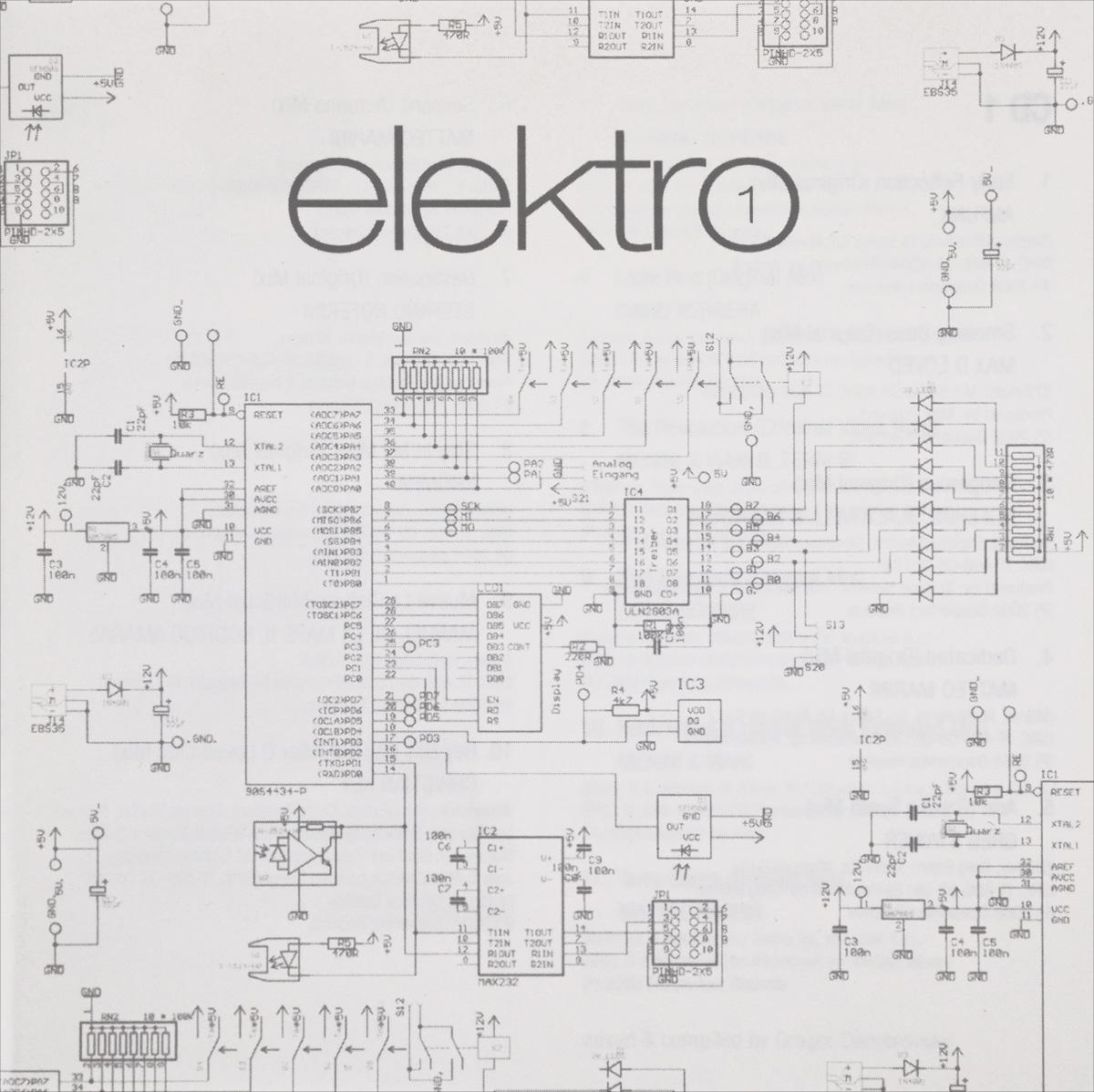 Elektro Vol. 1 (2 CD)