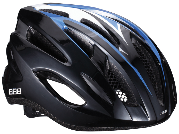 Летний шлем BBB Condor, цвет: черный, синий. Размер L bresser condor 8x56