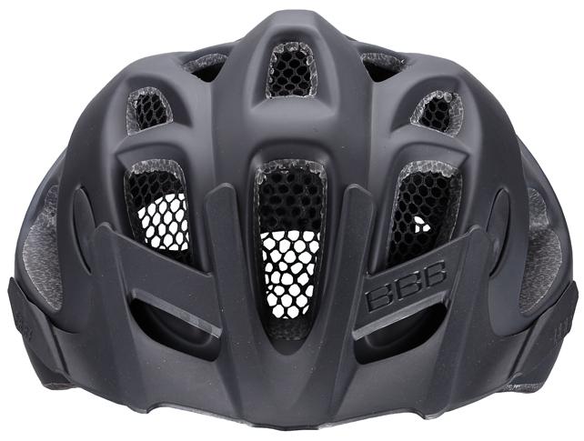 """Летний шлем BBB """"Elbrus"""" имеет 18 вентиляционных отверстий для оптимального распределения потоков воздуха. Сетка в вентиляционных отверстиях защищает вас от насекомых. Настраиваемые ремешки обеспечивают максимально комфортную посадку. Простая в использовании система настройки TwistClose, можно настроить шлем одной рукой. Шлем имеет съемные мягкие накладки с антибактериальными свойствами и возможностью стирки. Светоотражающие наклейки на задней части шлема обеспечивают безопасность на дороге. Козырек съемный.    Обхват головы: 57-63 см.    Гид по велоаксессуарам. Статья OZON Гид"""