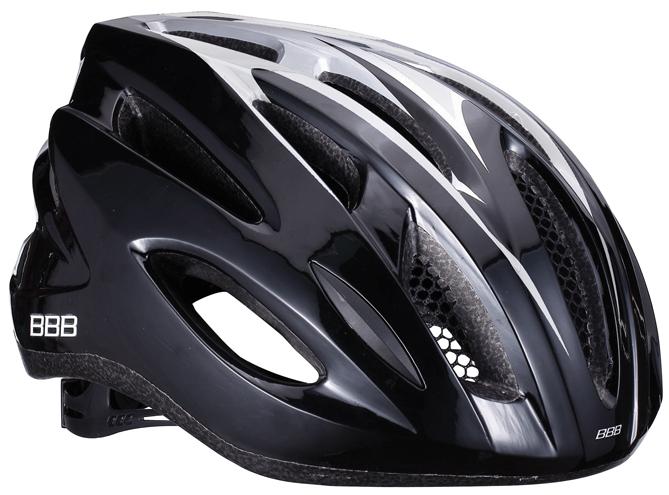 Шлем летний BBB Condor, цвет: черный, белый. Размер LBHE-35Если вы не понаслышке знакомы с разнообразными насекомыми, залетающими в вентиляционные отверстия шлема летом - вам может очень пригодиться BBB Condor. Фронтальные отверстия прикрыты мелкой сеткой для защиты от непрошенных гостей. Кроме того, у шлема всего суммарно 18 отверстий для вентиляции и интегрированная конструкция для максимальной защиты в случае падений. Съемный козырек делает этот шлем одинаково хорошо подходящим как для шоссе, так и для маунтинбайка.Особенности:Интегрированная конструкция.18 вентиляционных отверстий.Отверстия для вентиляции в задней части шлема для оптимального распределения потоков воздуха.Защитная сетка от насекомых в вентиляционных отверстиях.Настраиваемые ремешки для максимально комфортной посадки.Простая в использовании система настройки TwistClose, можно настроить шлем одной рукой.Съемные мягкие накладки с антибактериальными свойствами и возможностью стирки.Светоотражающие наклейки на задней части шлема.Съемный козырек в комплекте.Обхват головы: 58-61 см.Гид по велоаксессуарам. Статья OZON Гид