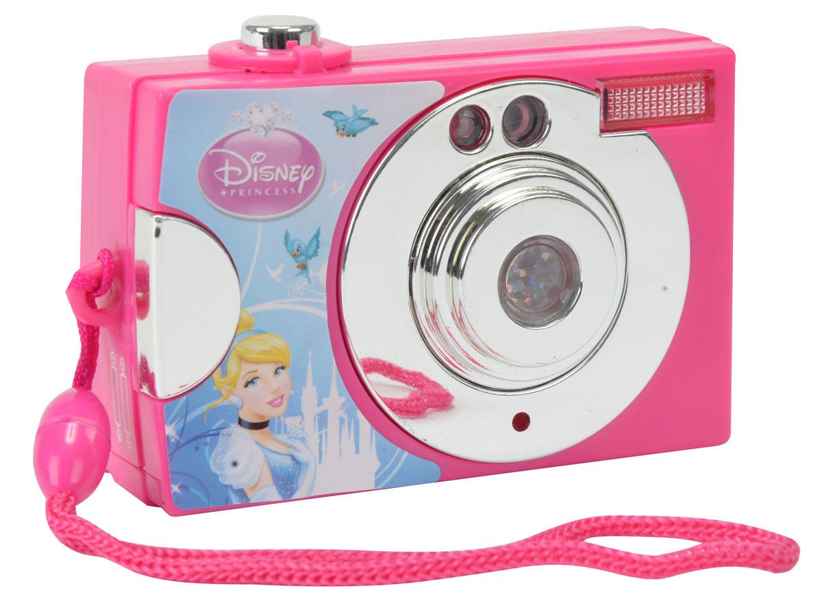 Simba Фотокамера Принцессы simba музыкальная гитара на батарейках свет звук 43 5 см 4010529