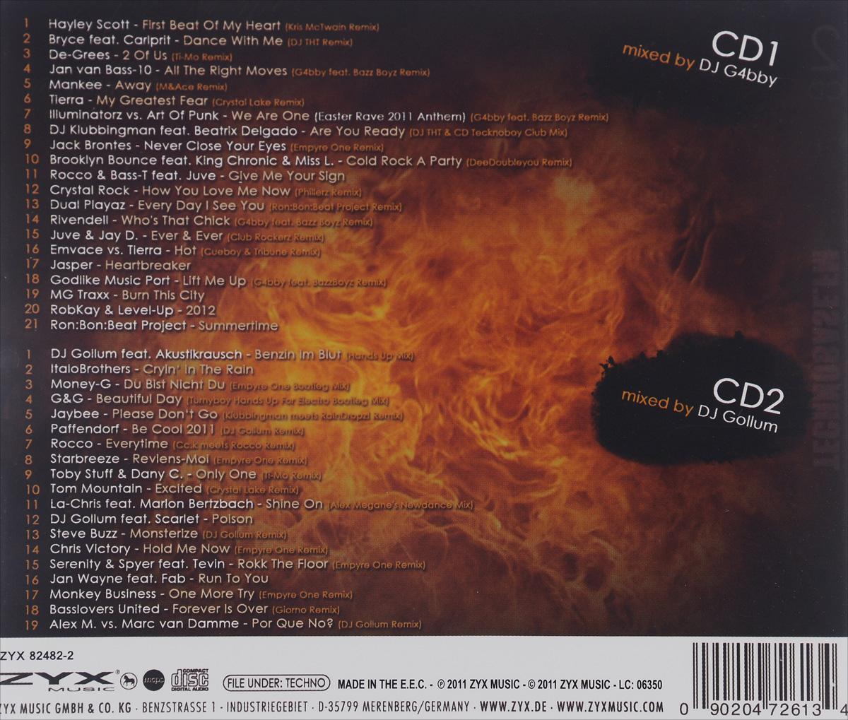 Technobase. Fm.  We Are One Vol.  4 (2 CD) Волтэкс-инвест,ZYX Music