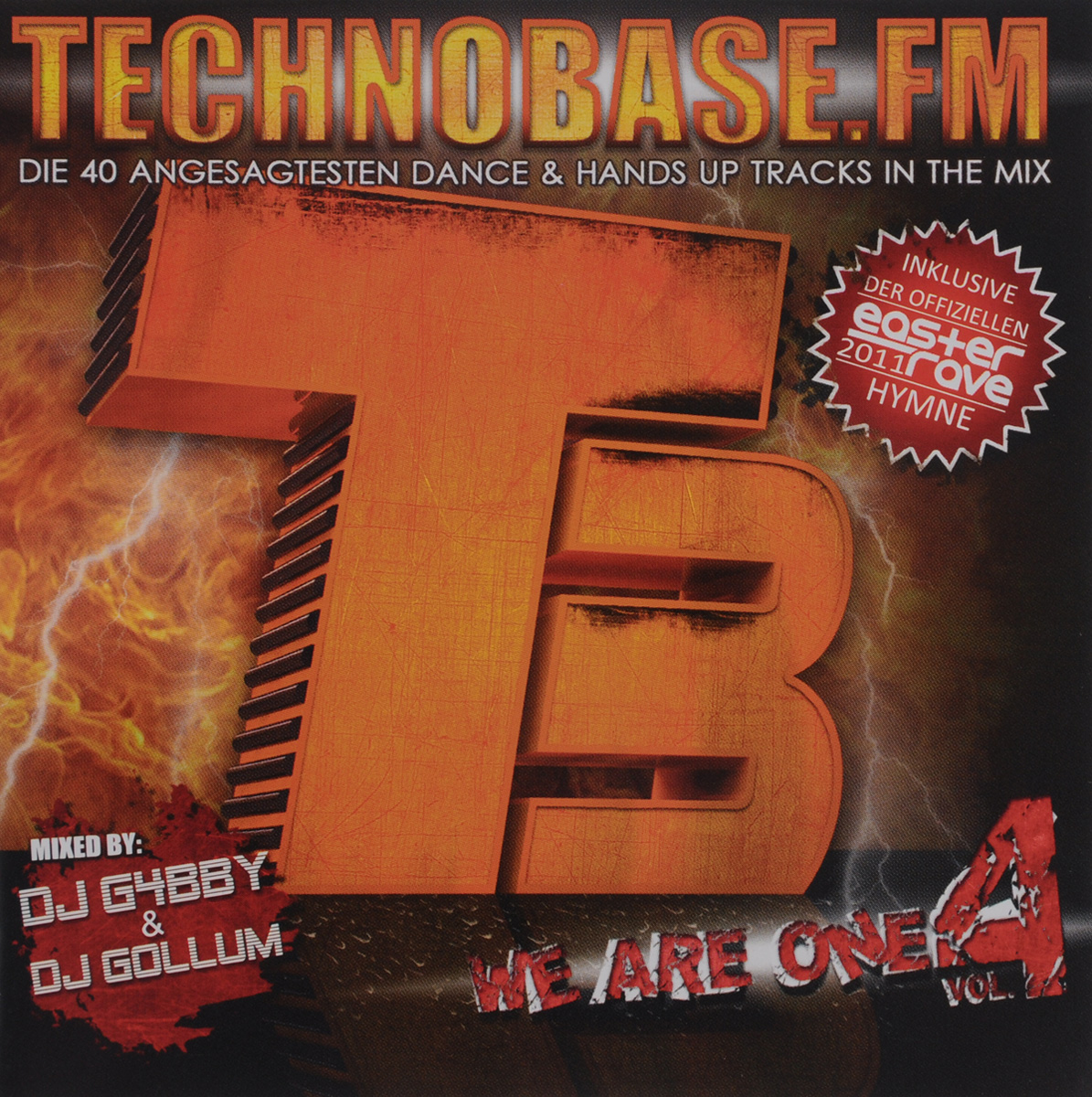 Technobase.Fm. We Are One Vol. 4 (2 CD)