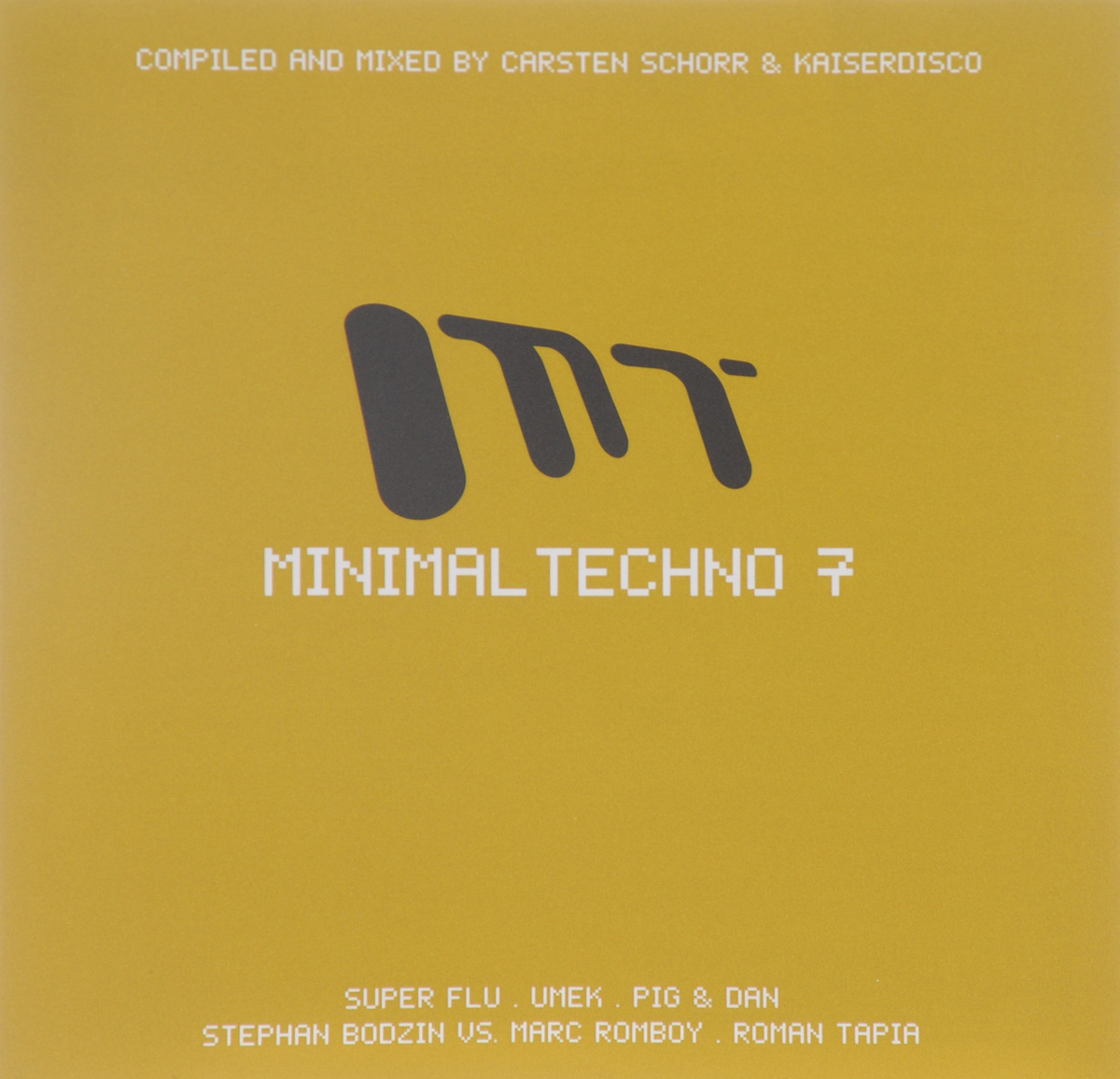 Minimal Techno 7. Compiled And Mixed By Carsten Schorr & Kaiserdisco (2 CD)