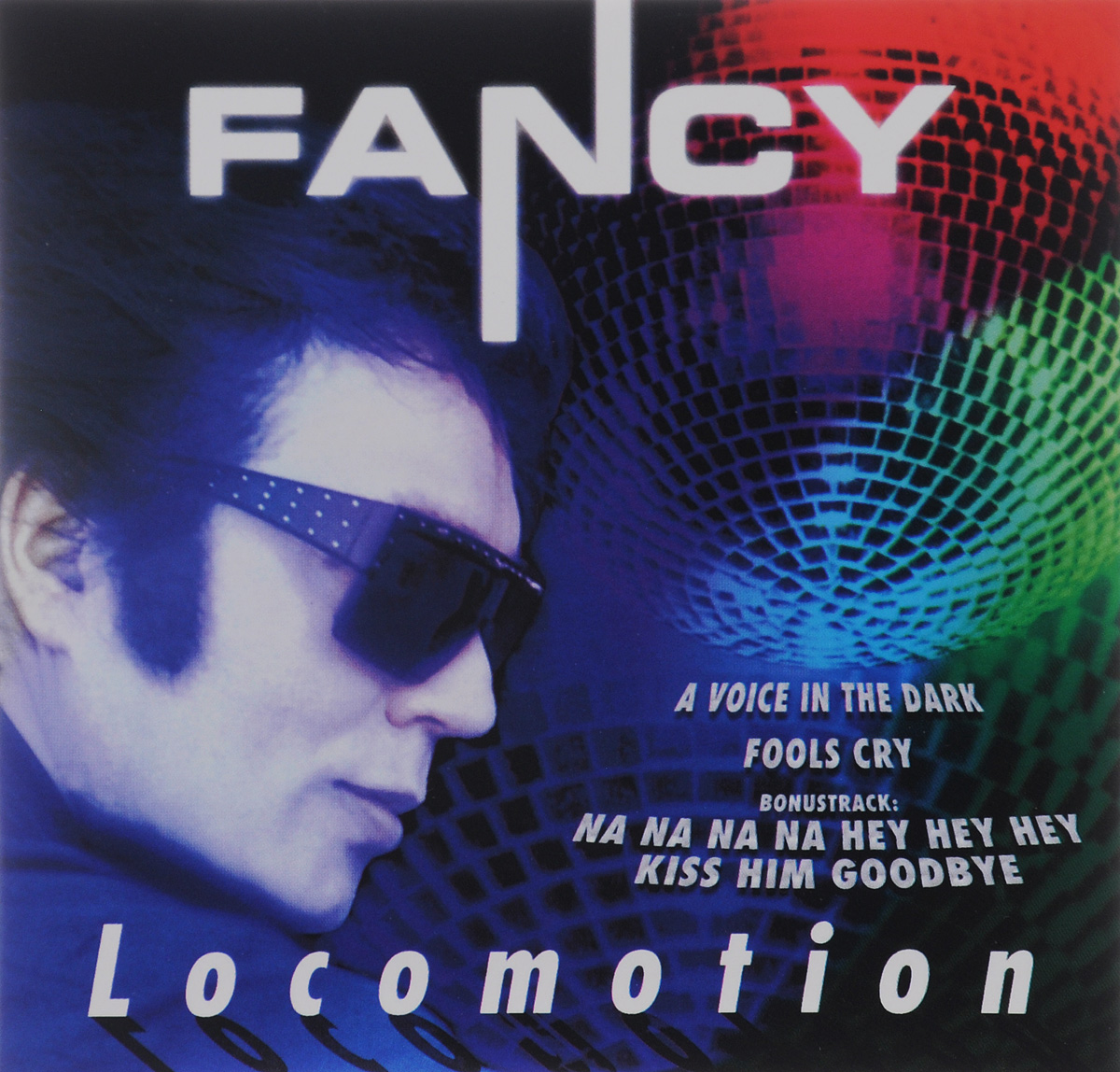 Fancy. Locomotion
