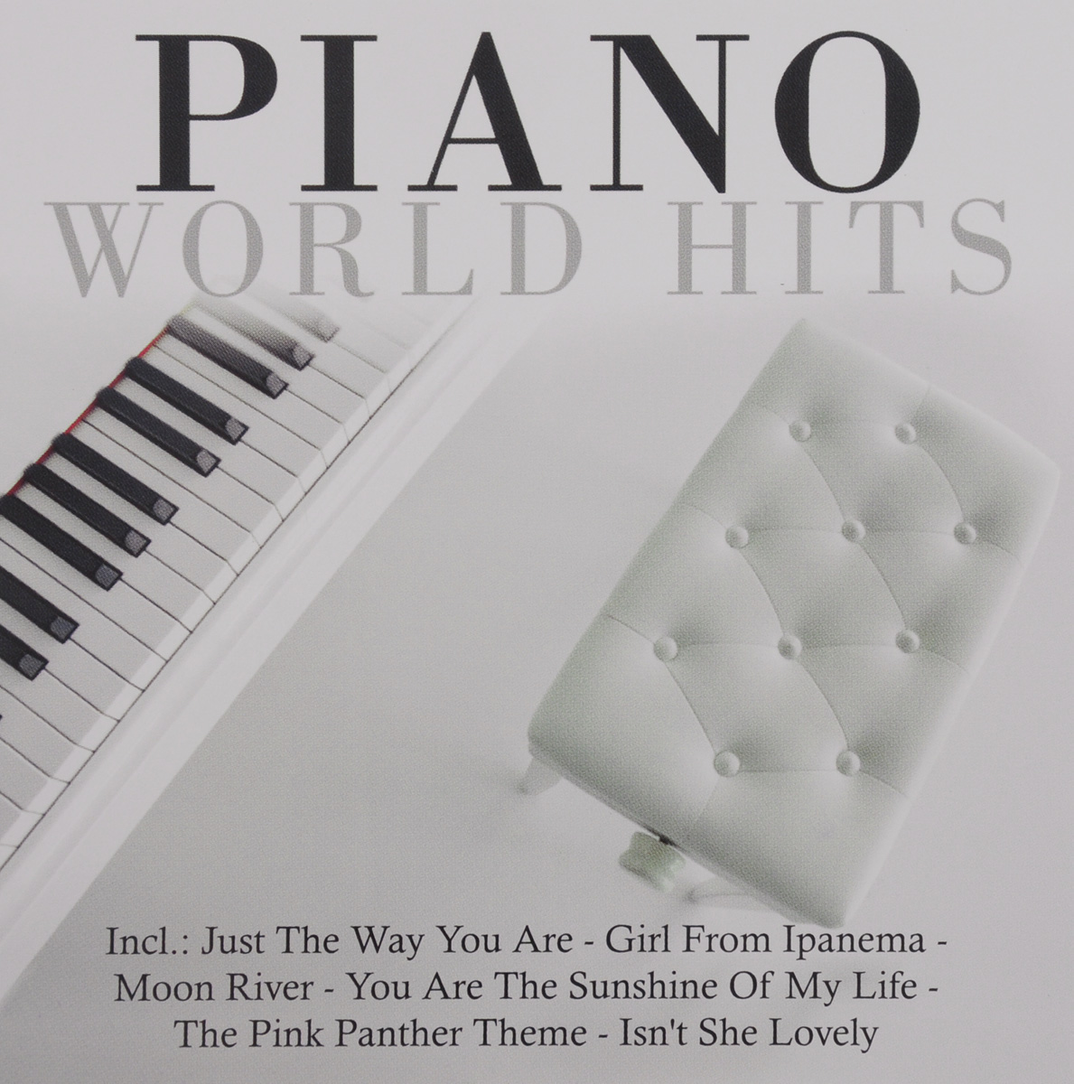 Piano World Hits (2 CD)